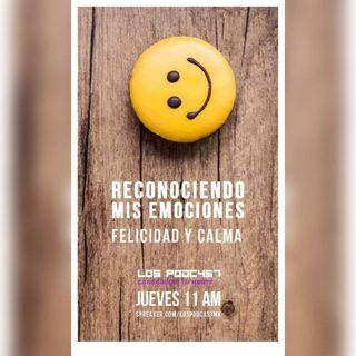 18. Reconociendo mis emociones.  Felicidad y Calma