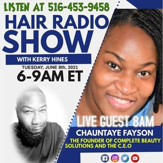 The Hair Radio Morning Show LIVE #574  Tuesday, June 8th, 2021