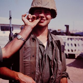 GI Diary and The Vietnam Slide Project
