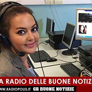 GR Buone Notizie su Radio Polis