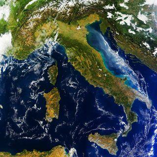 Anche l'Italia si surriscalda