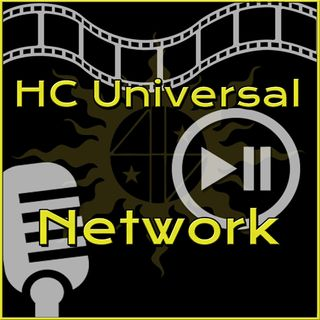HC Universal presents LIVE PODCAST BROADCAST at Scarydad's Haunted Halloween Show Part 1 of 4