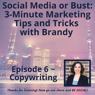 Social Media Marketing: Introduction To Copywriting