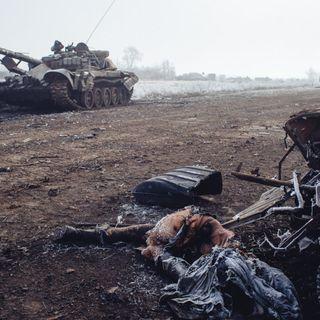 Sara Reginella ci racconta le sue emozioni in Donbass
