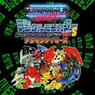 Digital Monsters Ver.S: Digimon Tamers (Sega Saturn)