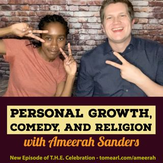 Personal Growth, Comedy, and Religion