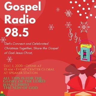 Gospel Radio 98.5 with Jesus Sheep Akash day 6 (Gaya Farishto ne Geet Suhana).mp3
