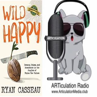 ARTiculation Radio — MANAGING LIFE'S JUNGLES (interview w/ Ryan Casseau)