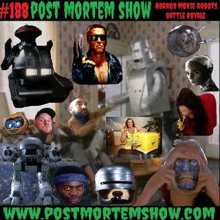 e188 - I Can't Believe It's Not Biffers (Horror Movie Robots Battle Royale)