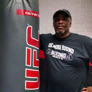 Sports of All Sorts:Guest former Heavyweight Boxer Larry Frazier