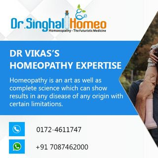 Homeopathy Doctor-Dr. Singhal