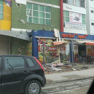Intervista a Emanule Sirolli da Durazzo (Albania) per l'emergenza terremoto