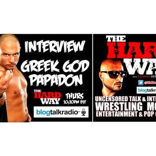 Ep 7: Interview w/ Greek God Papadon