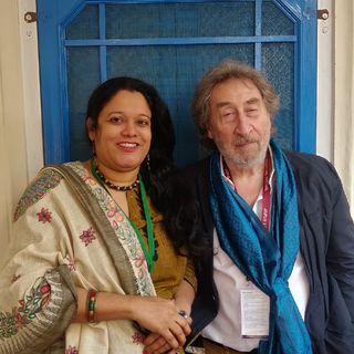 Howard Jacobson @Jaipur Literature Festival