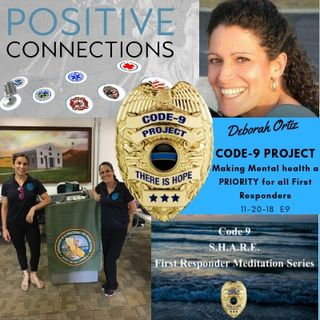 Code 9 Project: Making Mental Health a Priority for all First Responders and their Families.