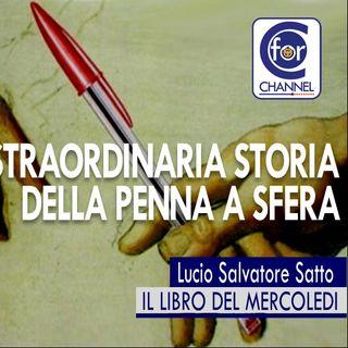 IL LIBRO DEL MERCOLEDI - La straordinaria storia dela penna a sfera