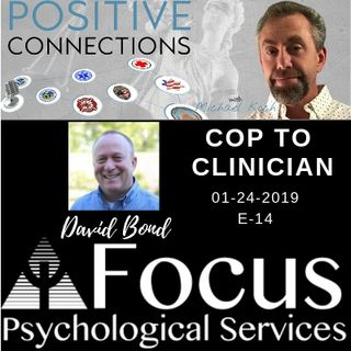 Cop to Clinician: Retired Police Lt. David Bond Psy.D.