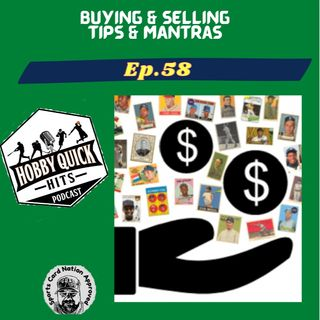 HQH Ep.58 Buying/Selling Mantras & Tips