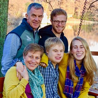 Dad to Dad 62 -  Non-Profit Leader John Wagner wrote a book about his son David who has Down Syndrome.