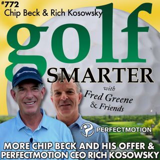 More with Chip Beck on the PerfectMotion App, along with CEO Rich Kosowsky