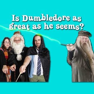 Is Dumbledore as great as he seems?