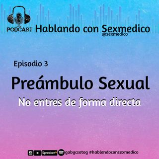 Preambulo Sexual