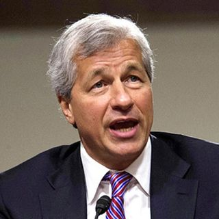 Jamie Dimon Rings The Bell!