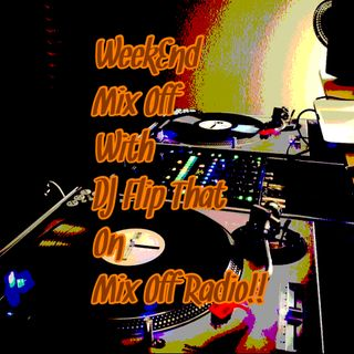 WeekEnd Mix Off 11/27/20 (Live DJ Mix)