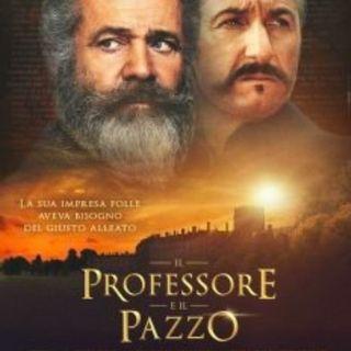 Diari di Cineclub IL PROFESSORE E IL PAZZO recensione di Paola Dei