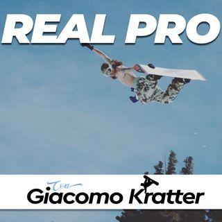REAL PRO #03 - GIACOMO KRATTER