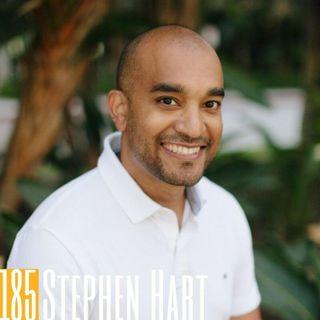 185 Stephen Hart - Trailblazer