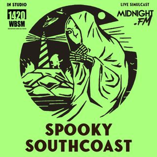 WBSM Simulcast - Spooky Southcoast - LIVE PARANORMAL SPECIAL - Bridgewater Triangle Live Investigations On-Air- October 17th, 2020