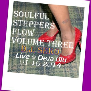 Soulful Steppers Flow #003 at Club Deja Blu