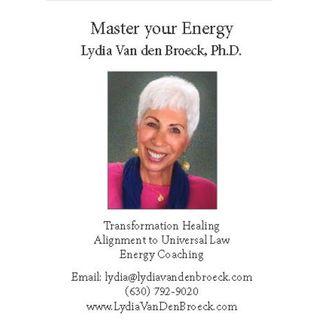 Solar Plexus Chakra Healing with Energy Psychologist Lydia Van Den Broeck