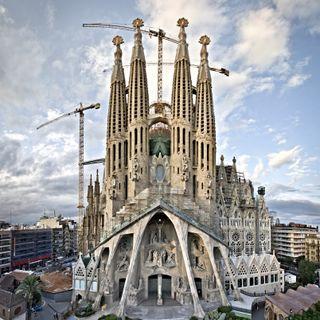 11. Antonio Gaudí