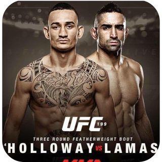 "UFC 199 Ricardo""The Bully"" Lamas"