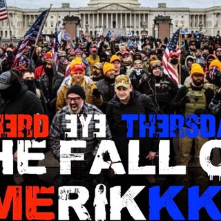 "TH3RD 3Y3 TH3RSDAY feat RED PILL  ""THE FALL OF AMERIKKKA"""