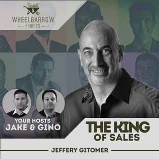 Jeffrey Gitomer the King of Sales