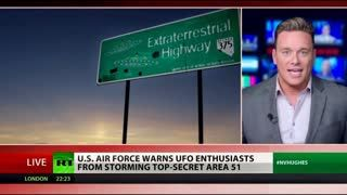 Ben Swann ON Storming Area 51 Is a Distraction