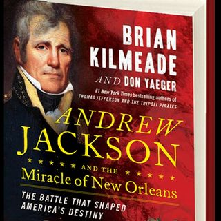 "Leslie Marshall interviews Brian Kilmeade on ""Andrew Jackson and the Miracle of New Orleans"""