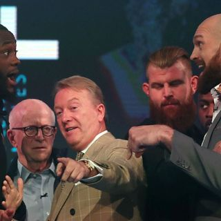 WHY TYSON FURY CAN NOT GET INSIDE DEONTAY WILDER'S HEAD