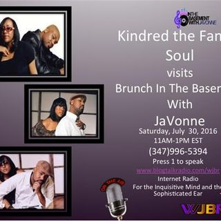 Kindred The Family Soul on Brunch In The Basement With JaVonne
