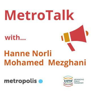 MetroTalk #2 Developing a sustainable metropolitan mobility