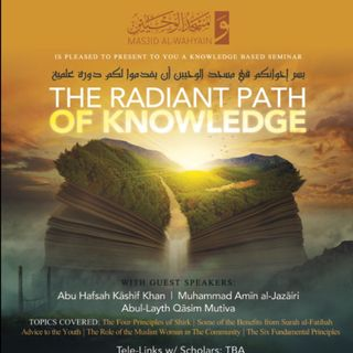 The Radiant Path of Knowledge