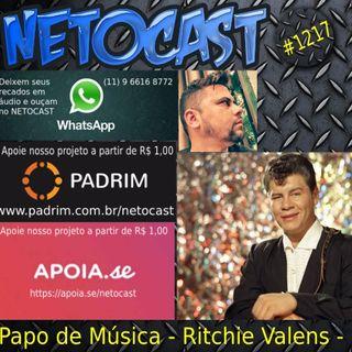 NETOCAST 1217 DE 12/11/2019 - PAPO DE MÚSICA - RITCHIE VALENS (Por: Fabianno Cris)