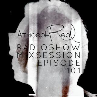Atmosphreal Radioshow Episode 101