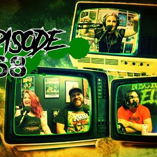 Necro Electric EP 68   Date in the dark with guests Katie and Armando Ramirez