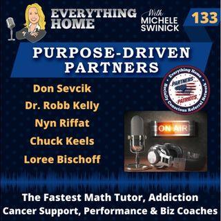 133 LIVE: The Fastest Math Tutor, Addiction, Cancer, Performance & Biz Coaches