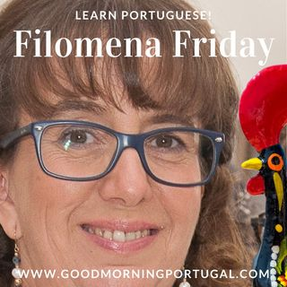 Portugal news, weather & today: Learn Portuguese on 'Filomena Friday'!