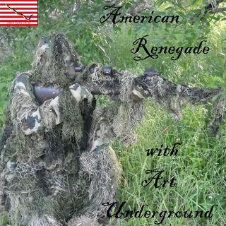 American Renegade w - Art Underground S2E86 09-20-2020